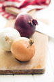 various onions - PhotoDune Item for Sale
