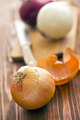 various bulbs on wooden table - PhotoDune Item for Sale
