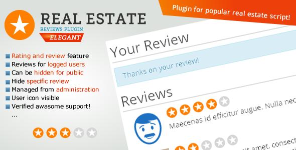 CodeCanyon Real Estate portal reviews 9264764
