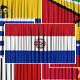 South America Curtain Open Pack 2 - VideoHive Item for Sale