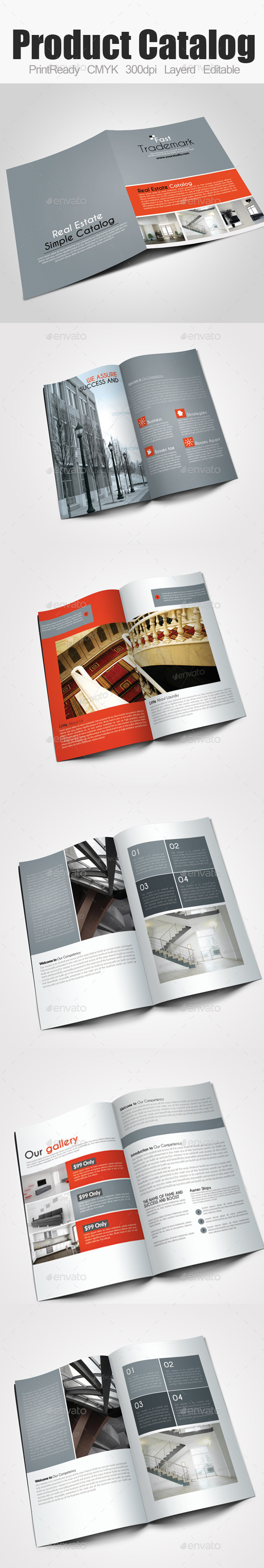 GraphicRiver Product Catalog 9264829