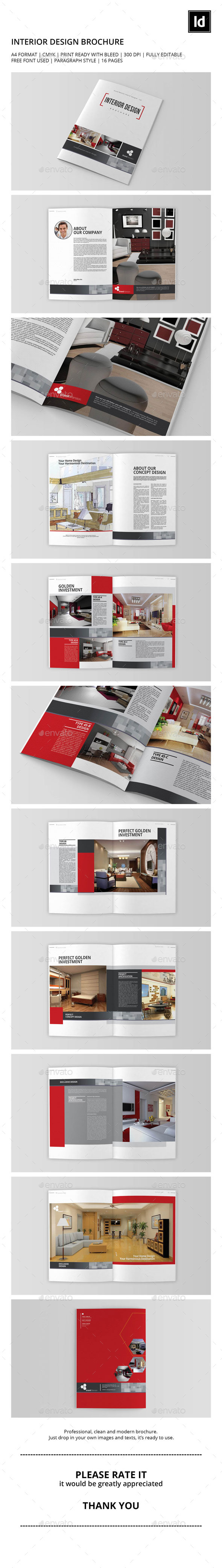 GraphicRiver Interior Design Brochure Catalog Vol.1 9264869