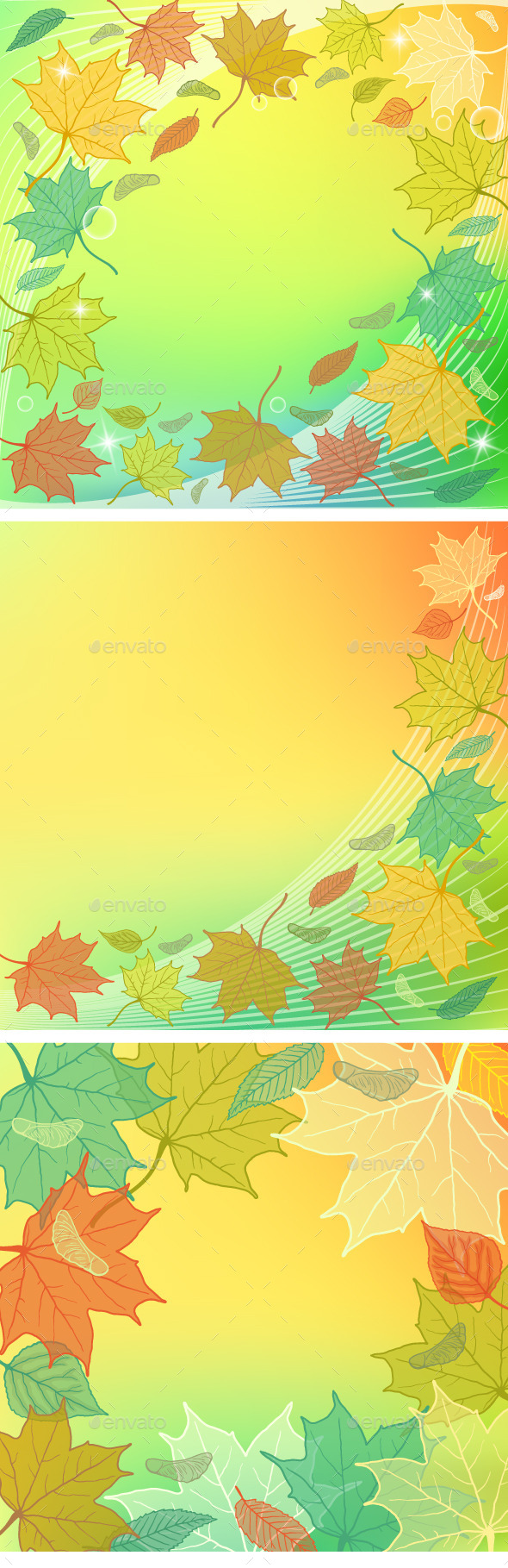 GraphicRiver Autumn Backgrounds 9265070