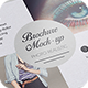 Realistic Horizontal Brochure Mock-Up - GraphicRiver Item for Sale