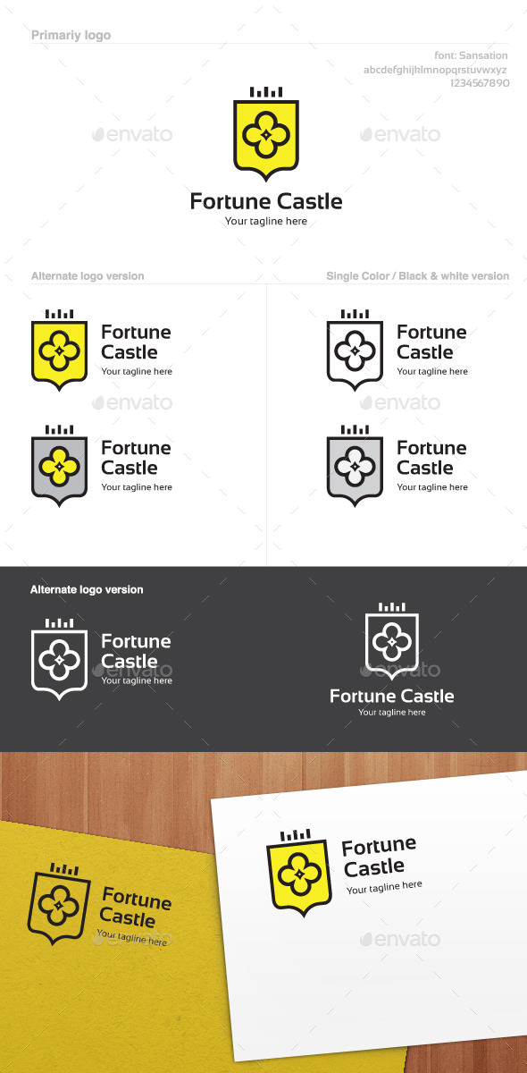 Fortune Castle Logo