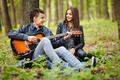 Teenagers playing guitar - PhotoDune Item for Sale
