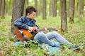 Teenager guitarist - PhotoDune Item for Sale