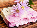 Floral Handmade Soap - PhotoDune Item for Sale