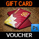 Gift  Voucher Card Template Vol 14 - GraphicRiver Item for Sale