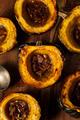 Homemade Roasted Acorn Squash - PhotoDune Item for Sale