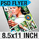 Sports Flyer: Archery - GraphicRiver Item for Sale