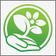 Save Green Life Logo - GraphicRiver Item for Sale