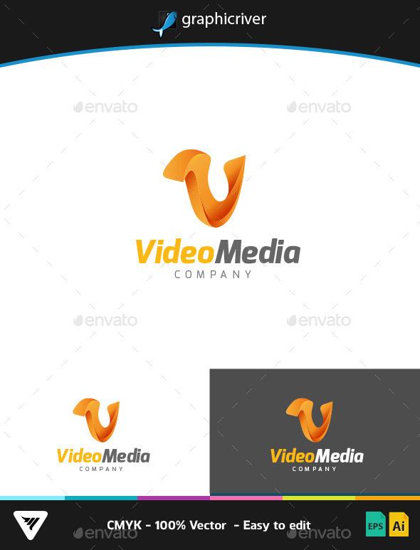 GraphicRiver VideoMedia Logo 9267186