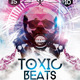 Toxic Beats Flyer Template - GraphicRiver Item for Sale