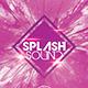 Splash Sound Flyer - GraphicRiver Item for Sale