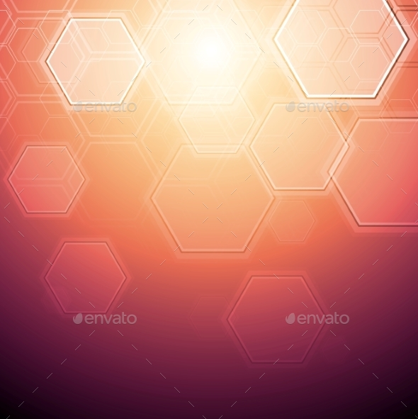 GraphicRiver Technology Abstract Design 9267629