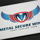 Metal Secure Wings - GraphicRiver Item for Sale