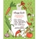 Recipe card with fresh vegetables and pasta - GraphicRiver Item for Sale