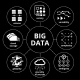 Big data map - GraphicRiver Item for Sale