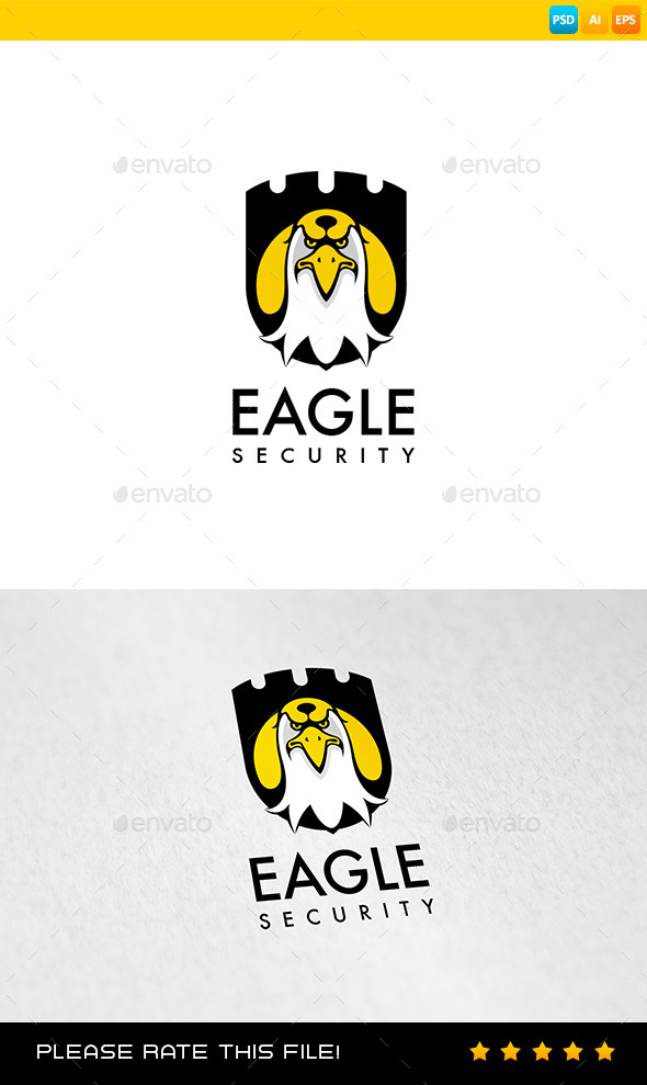 GraphicRiver Eagle Logo 9268169
