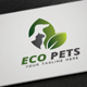Eco Pets Logo - GraphicRiver Item for Sale