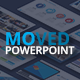 Moved Powerpoint Template - GraphicRiver Item for Sale
