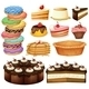 Desserts - GraphicRiver Item for Sale