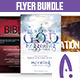 Church Flyer Bundle Vol.4 - GraphicRiver Item for Sale