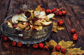 dried fruits of sliced apples autumn varieties - PhotoDune Item for Sale