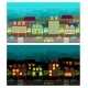 City in the Style of Flat Design.  - GraphicRiver Item for Sale