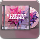 Electro Sound CD Artwork - GraphicRiver Item for Sale