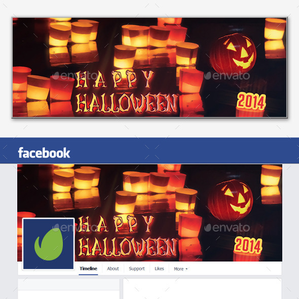 GraphicRiver Halloween Timeline 9231885