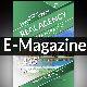 E-Magazine Template v-1 - GraphicRiver Item for Sale