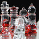 Bloody Chess Game From Glass 3 - VideoHive Item for Sale