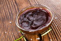 Bowl with Barbeque Sauce - PhotoDune Item for Sale