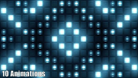 Strobe Lights Flashing Vj Pack Motion Graphics Videohive