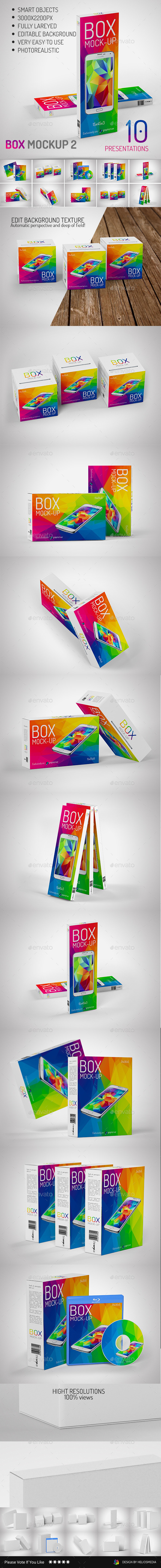 GraphicRiver Box Mock-Up 2 9271487