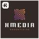 X Media Logo - GraphicRiver Item for Sale