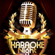 The Karaoke Flyer - GraphicRiver Item for Sale
