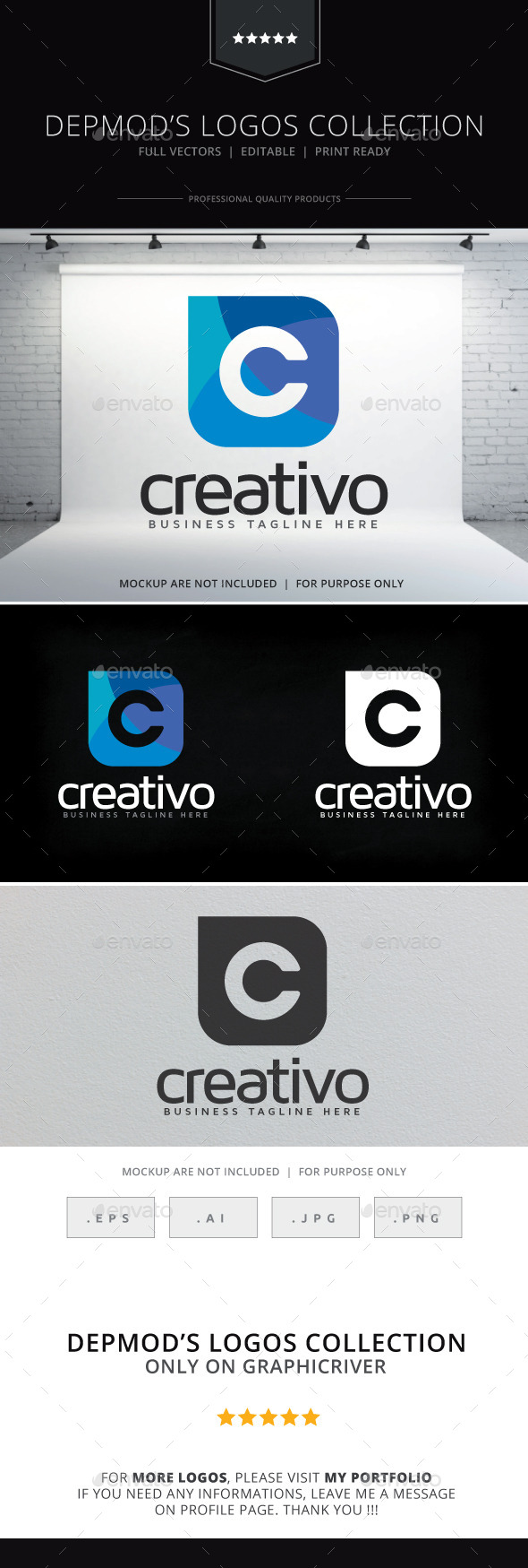 GraphicRiver Creativo Logo 9271755