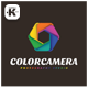 Color Camera Logo - GraphicRiver Item for Sale