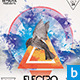 Electro Freedom Flyer - GraphicRiver Item for Sale