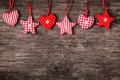 sewed christmas decor - PhotoDune Item for Sale