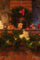Christmas decorated fireplace - PhotoDune Item for Sale
