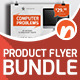 Product Flyer Bundle 3IN1 V2 - GraphicRiver Item for Sale