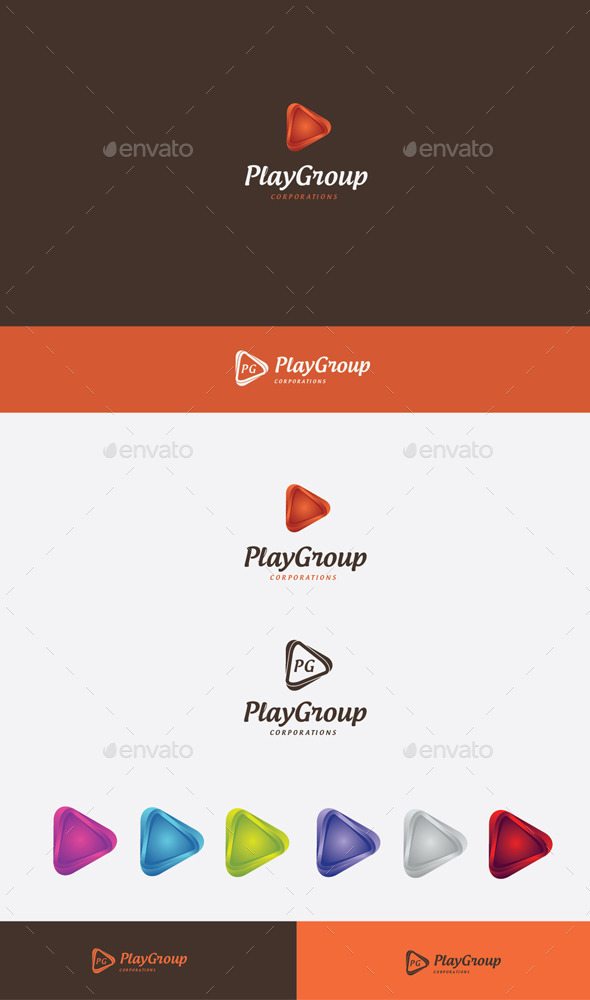 GraphicRiver Play Logo 9272867