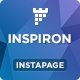 Inspiron - Instapage App Landing Page Template - ThemeForest Item for Sale