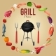 BBQ Menu Poster - GraphicRiver Item for Sale
