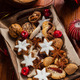 Homemade gingerbread and cookies for Christmas - PhotoDune Item for Sale