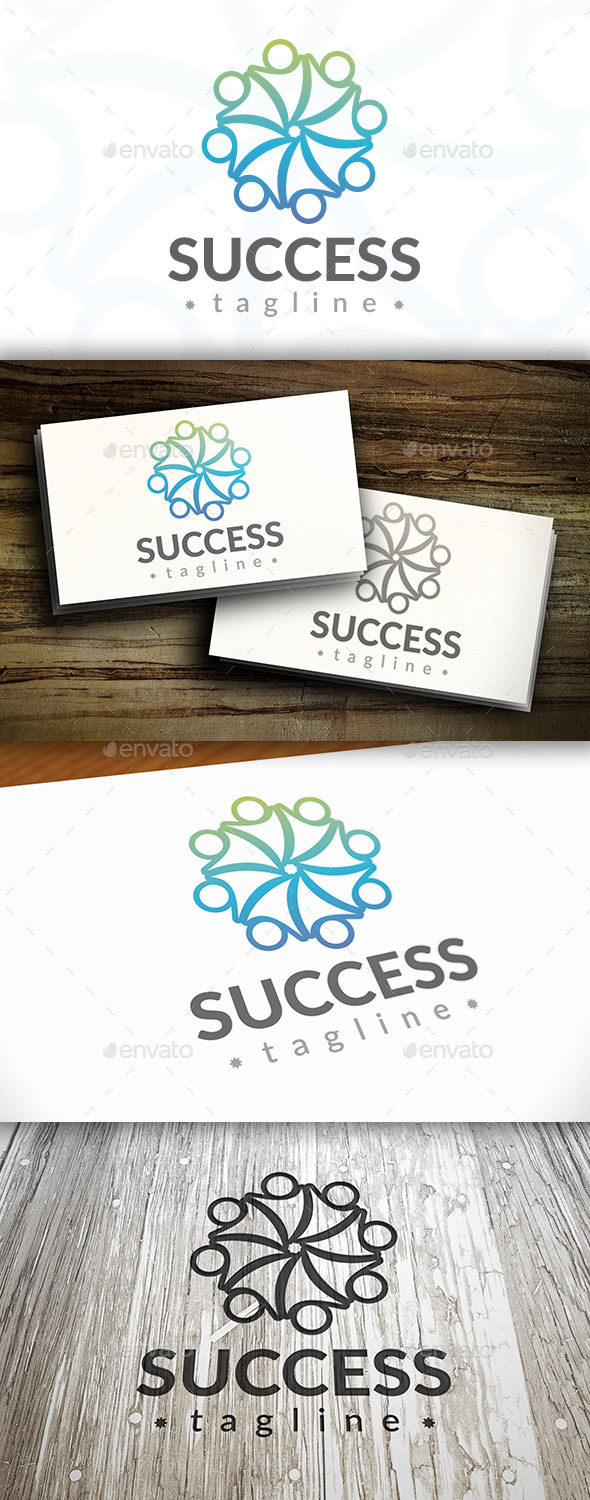 GraphicRiver Success Logo Template 9273625